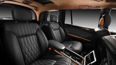 Vilner introduces interior program for Mercedes-Benz GL-Class