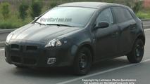 SPY PHOTOS: New Fiat Bravo-Brava