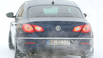 VW Passat CC First Real Life Photos