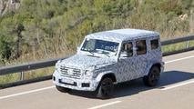 Photos espion - Le Mercedes Classe G63 surpris sur les routes