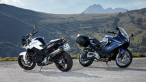 BMW refreshes the F800 Series (175 photos)