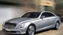 Speculations: First Sighting of New Maybach