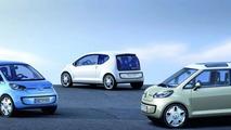 Volkswagen Up range