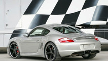 TechArt Sports Outfit for the New Porsche Cayman