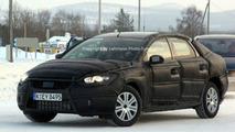 2007 Ford Mondeo spy photos