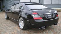Mercedes S Class by FAB Design
