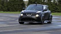 First Nissan Juke-R delivered [videos]