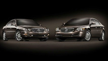 Buick Lucerne Super and LaCrosse Super at NY Auto Show