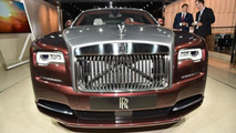 Rolls-Royce at 2015 IAA