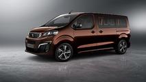Peugeot Traveller VIP MPV concept revealed for Geneva debut