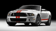 2011 Ford Shelby GT500 Details Released - SVT Performance Package Optional [Video]