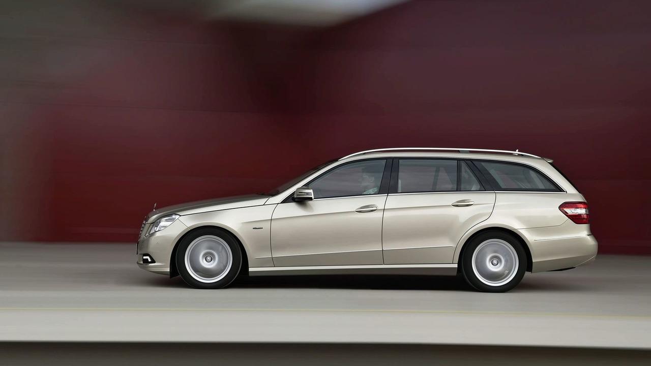 2010 Mercedes E-Class Estate