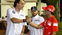 Massa to Sauber, Kubica to Ferrari - rumour