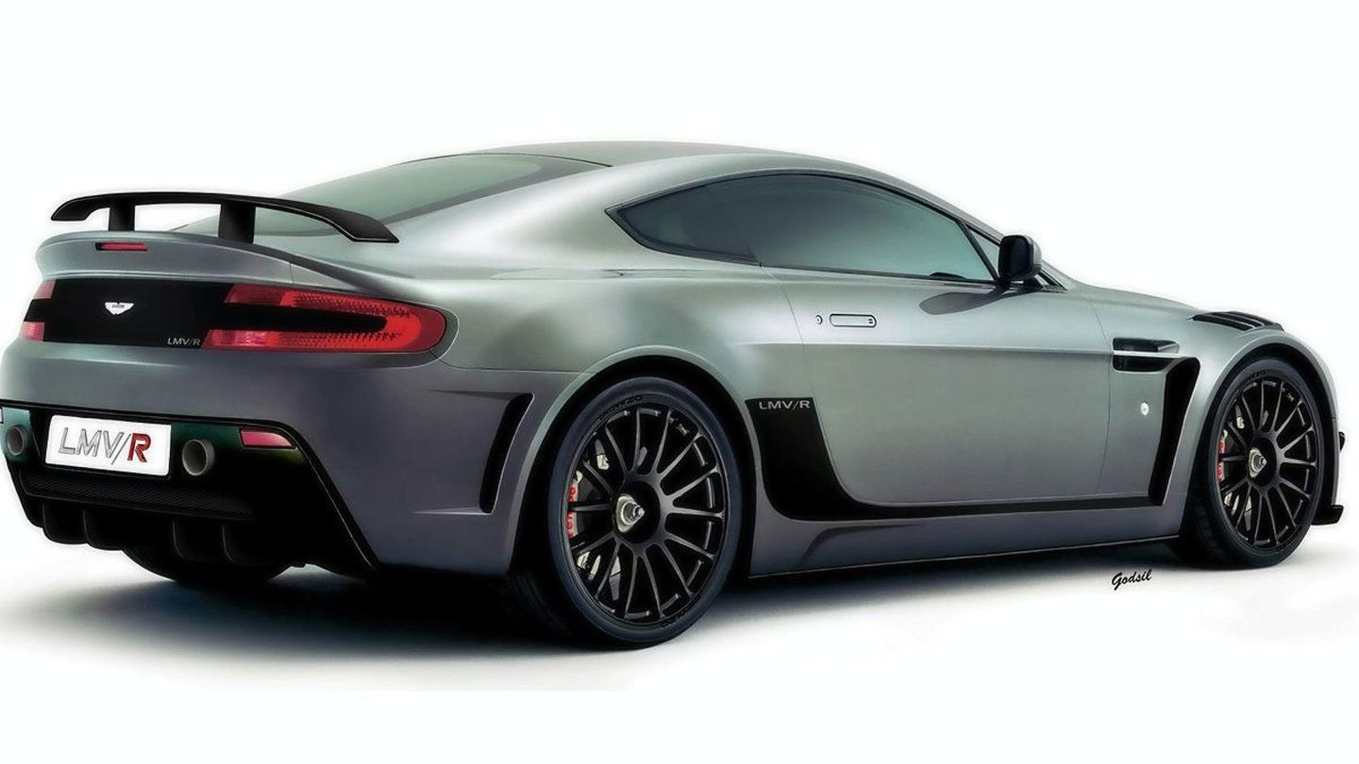 Elite LMV/R based on 2010 Aston Martin Vantage