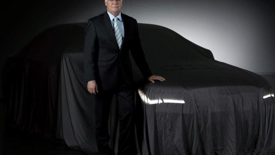 Audi A8 teaser image discovered