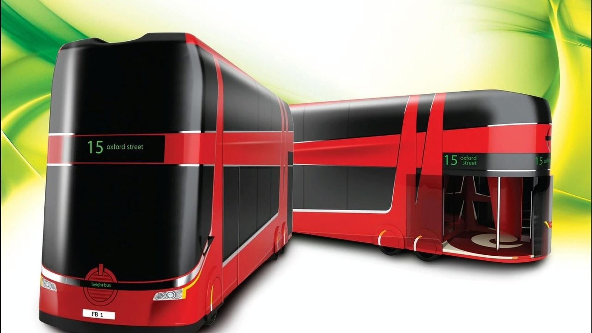 Radical Freight*BUS urban concept seeks investors
