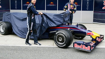 Red Bull to launch RB6 at Jerez