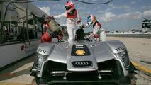 Audi R15 TDI in 2009 12 Hours of Sebring