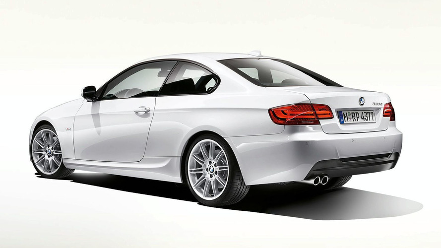 2011 BMW 3-Series Facelift M Sport Package