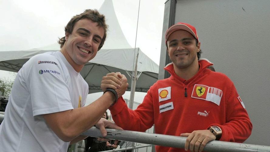 Italian press turns Ferrari hopes to 2010