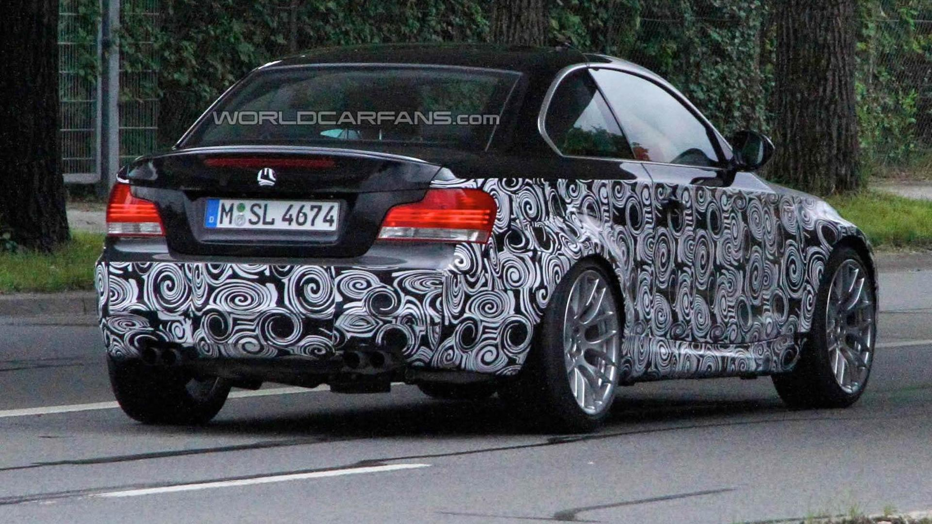Official: BMW 1 Series M Coupe revealed in teaser video