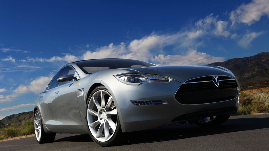 Tesla  Model S launch details announced - starts at $57,400