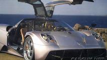 Pagani Huayra leaked photos, 590, 21.01.2011