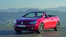 Volkswagen Golf Cabriolet gains new engines & updated technology