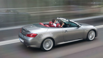 Infiniti G37 Convertible Priced for Europe