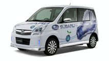 Subaru Stella Plug-in Electric Vehicle Concept 2006