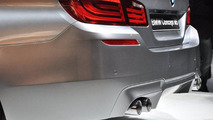 BMW M5 Concept first interior photos surface
