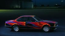 Ernst Fuchs (A) 1982 BMW 635 CSi art car
