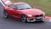 BMW Z4 with M-Sport Package Caught Testing