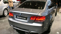 BMW M3 Concept Car at Geneva