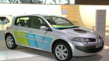 Renault Megane E85 Bioethanol