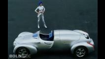 Rinspeed E-Go Rocket Concept