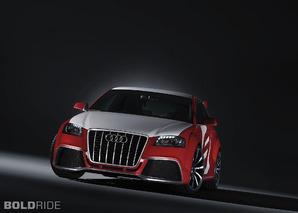 Audi A3 TDI Clubsport Quattro Concept