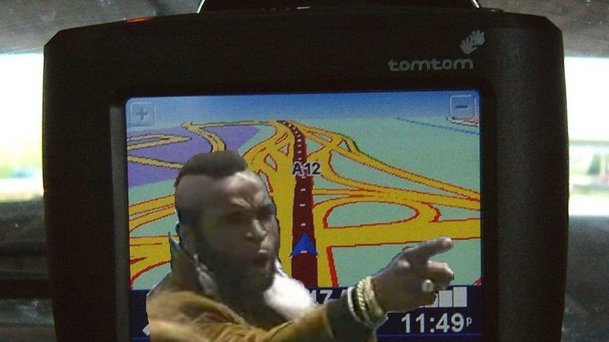 Mr. T On Your Tom Tom