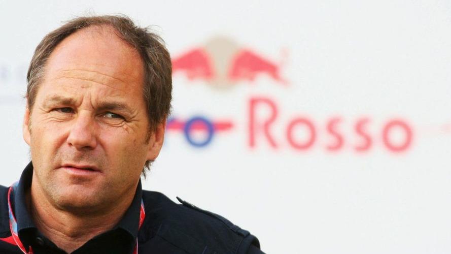 Berger not eyeing return to F1 paddock