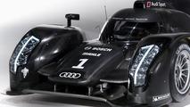 Audi unveils the new R18 racecar