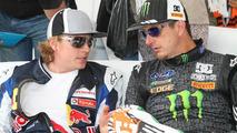 Raikkonen set for rally team switch and NASCAR races