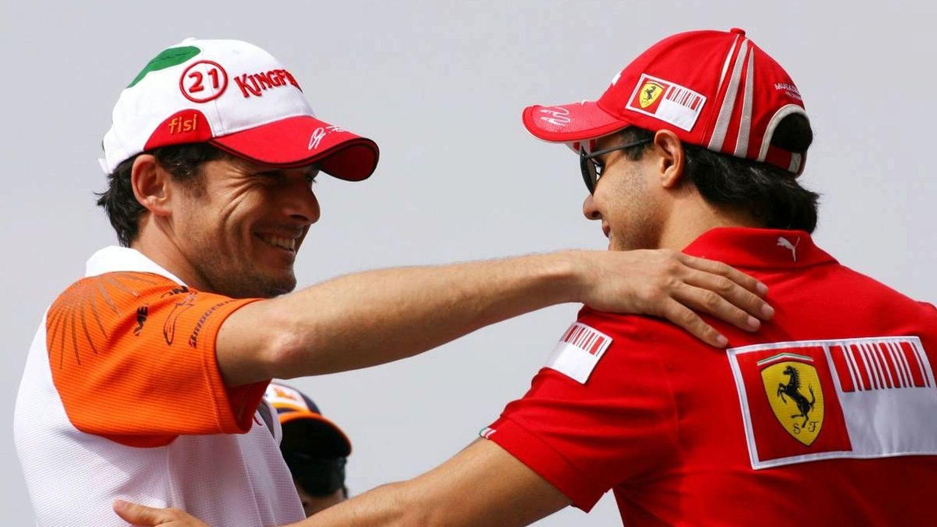 Still no confirmation of Fisi's Ferrari switch