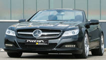 PIECHA Design Mercedes-Benz SL-Class R230 Avalange RS facelift conversion?