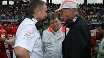 Mercedes and McLaren to be F1 'rivals' - Zetsche