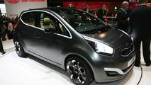 Kia No 3 Concept Joins the Geneva Fun