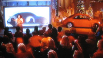 2012 Volkswagen Beetle teased on the Oprah Winfrey Show