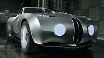 BMW Concept Coupe Mille Miglia 2006