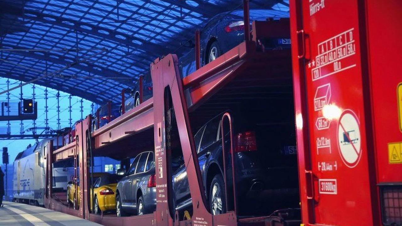 New Porsche-Locomotive