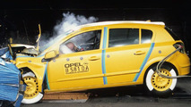 Opel Astra Safest Compact Sedan in Europe