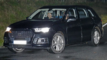 Audi Q7 e-tron could be launched next year